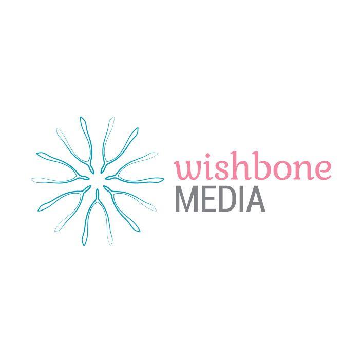 Wishbone Media Logo Design