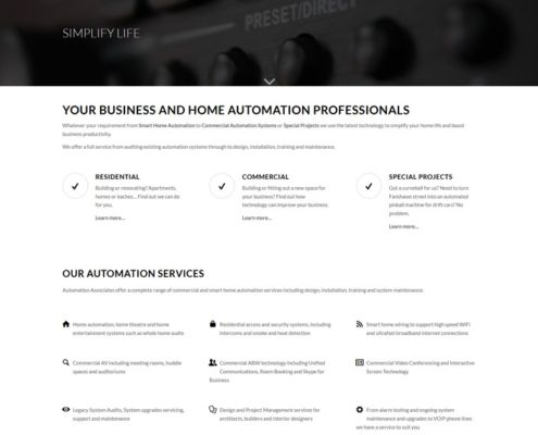 automation auckland web design