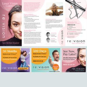 Brochure Design and Google Ad Design