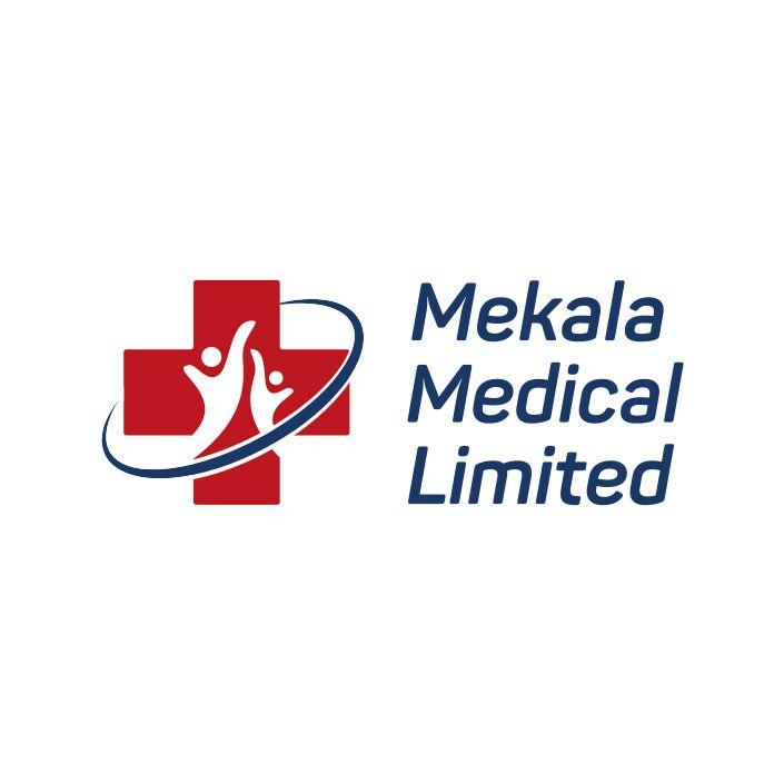 Mekala medical logo design