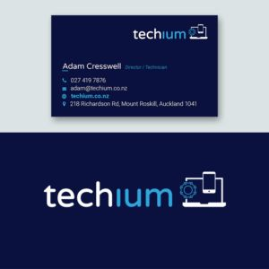 Branding Design - IT services